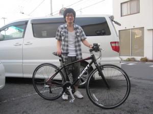 自転車屋 香川 自転車屋 おすすめ : クロスバイクで自転車通勤