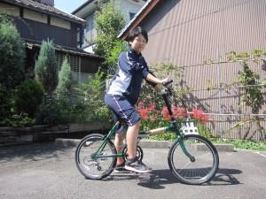 自転車屋 香川 自転車屋 おすすめ : KHSのミニベロを購入 ...