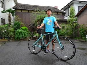 自転車屋 香川 自転車屋 おすすめ : ビアンキ ローマⅢ