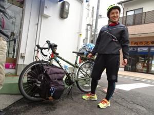 日本縦断の旅「やればできる ...